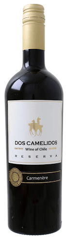 Dos Camelidos – Carmenère Reserva