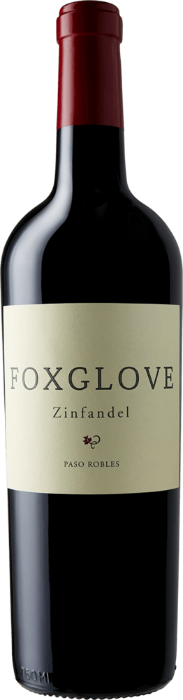 Foxglove Zinfandel, California Paso Robles