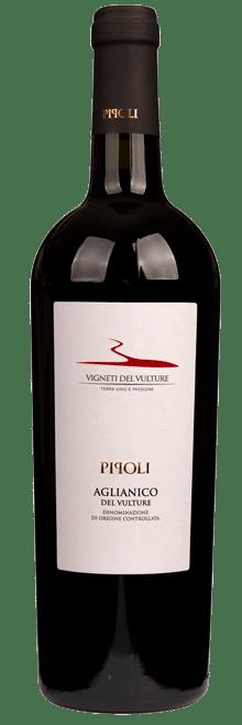 Pipoli, Vigneti del Vulture – Aglianico del Vulture DOC