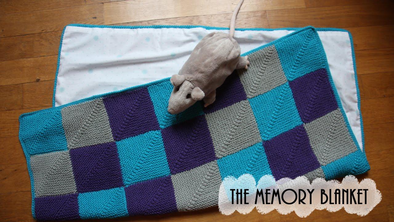 comment tricoter un plaid au crochet