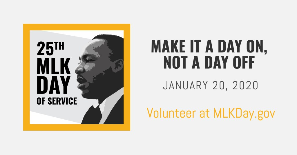 25th Annual Martin Luther King, Jr. Day