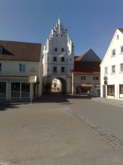 La Porte du Petit Danube - Kleines_Donautor_Vohburg