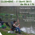 Concours de pêche 2015, samedi 11 avril 2015 - Clermont (Oise)