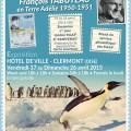 Exposition : à la découverte des Terres Australes… sur les pas du Clermontois, François Tabuteau en Terre Adélie 1950-1951 - Clermont (Oise)