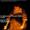 La femme baroque en actes, dimanche 8 mars 2015 - Clermont (Oise)