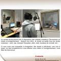 Point Information Jeunesse : un cabine d'enregistrement audio pour les mélomanes clermontois - Clermont (Oise)