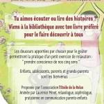 Rencontre relaxante autour de la lecture, jeudi 27 février 2014 - Clermont Oise