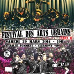 Festival des Arts Urbains - Part 2, samedi 29 mars 2014 - Clermont Oise
