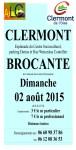 Brocante 2015 des quartiers nord de Clermont, dimanche 2 août 2015 - Clermont Oise