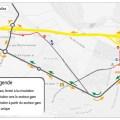 [Travaux] Entrée nord de Clermont : construction d'un giratoire à partir du 24 août 2015 - Clermont Oise