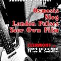 Concert Pop Rock : Osmosis - Slog - London Pulses - Your Own Film, samedi 6 février 2016 - Clermont Oise