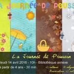 La-bibliotheque-annexe-du-centre-socioculturel-organise-la-lecture-la-journee-de-Poussin-le-jeudi-14-avril-2016-10h
