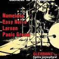 Concert Pop Rock : Nameless, Easy Noise, Larsen, Panic Gromm