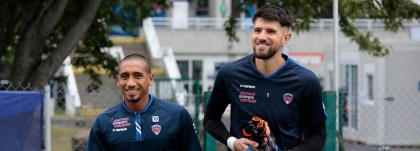 Thursday's shoot in pictures – Clermont Foot – Clermont Foot