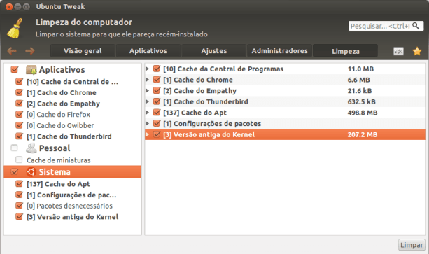 Ubuntu Tweak 3