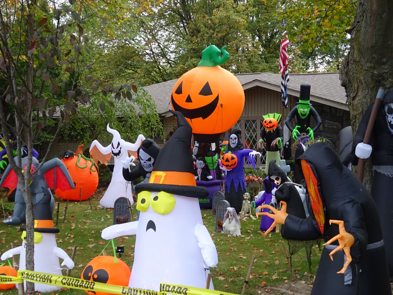 Northeast Ohio Trick Or Treat Times And Most Popular