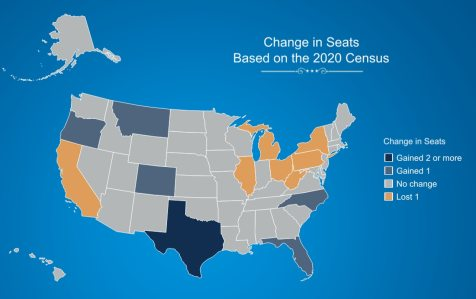 Ohio loses a congressional seat in apportionment from census 2020 results - cleveland.com