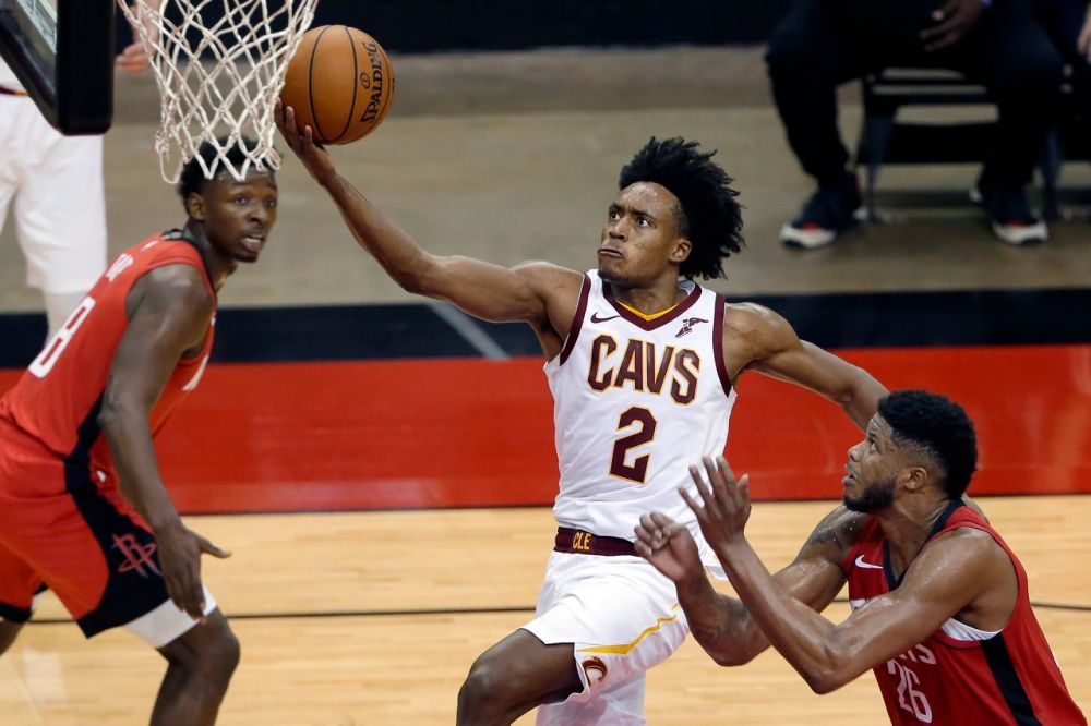 Collin Sexton continues to outshine All-Star guards, leads Cleveland  Cavaliers to 101-90 win over John Wall, Houston Rockets - cleveland.com