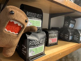 The Roosevelt Coffeehouse, Columbus