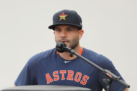 Media availability of the Houston Astros