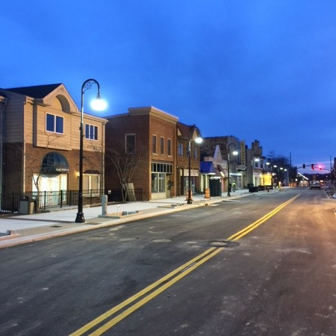 front street in cuyahoga falls readies