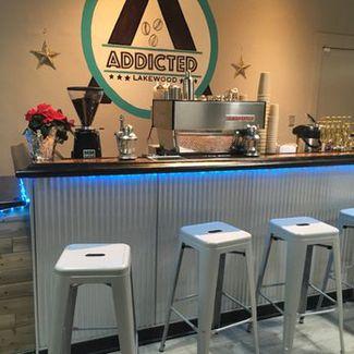 Addicted Coffee & Ice Cream, Lakewood