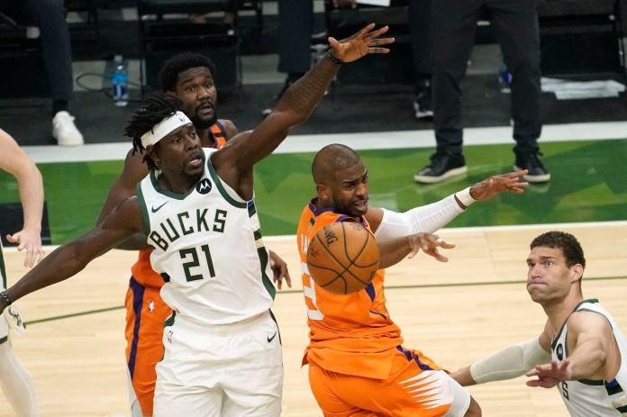 Jogo 5 Milwaukee Bucks vs. Phoenix Suns TRANSMISSÃO AO VIVO GRATUITA (17/07/21): Como assistir às finais da NBA 2021 - cleveland.com