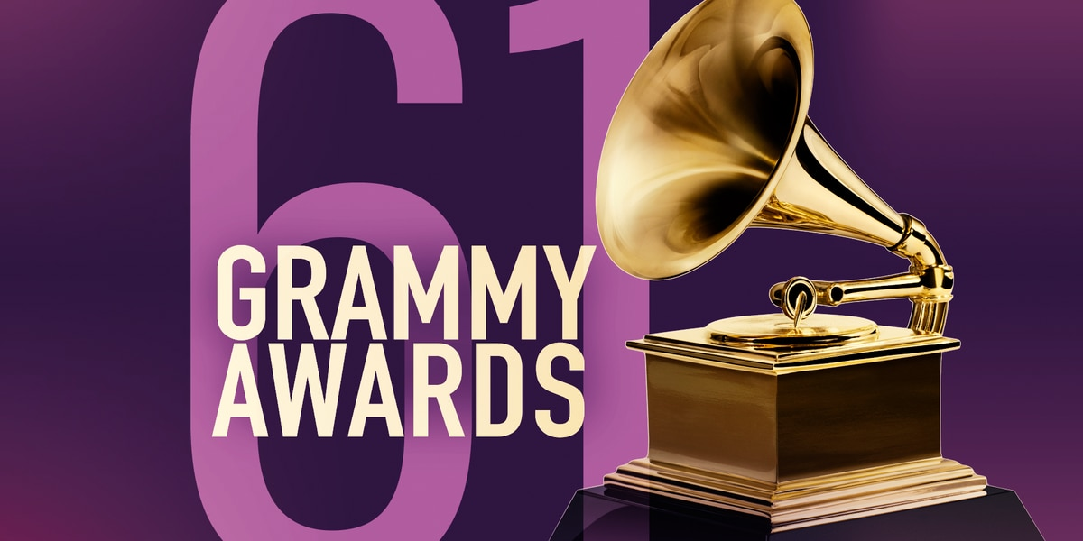 Everything you need to know about the 61st Annual Grammy Awards
