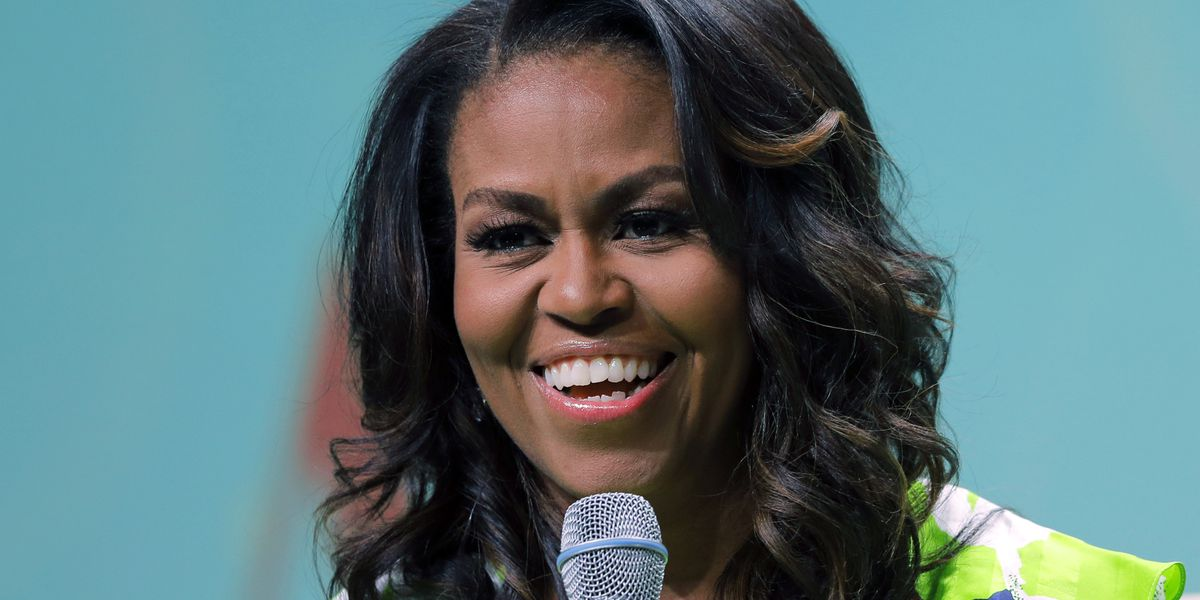 Image result for Michelle Obama Brings 'Becoming' Book Tour To Cleveland