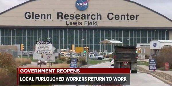 NASA's Glenn Research Center employees to get retroactive ...