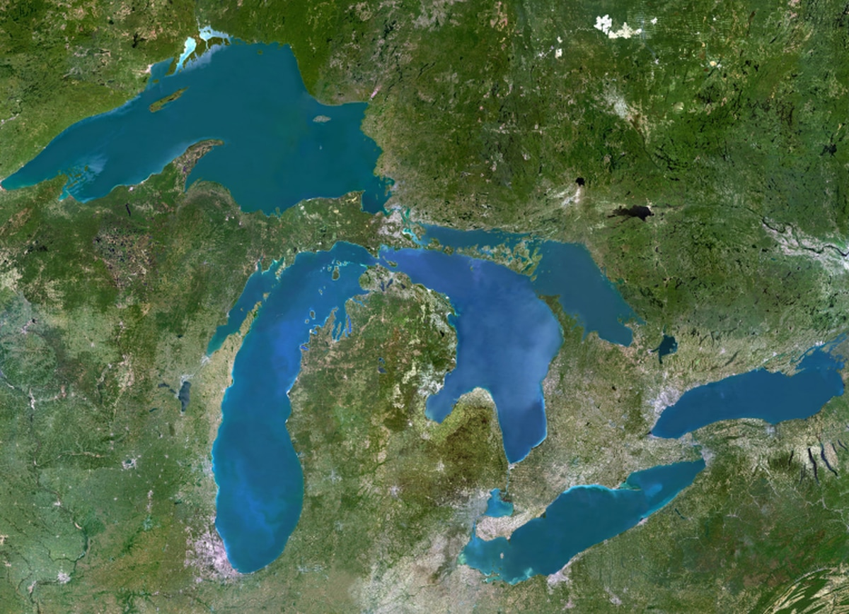 Great Lakes Region Warming Faster Than Rest Of Us Climate