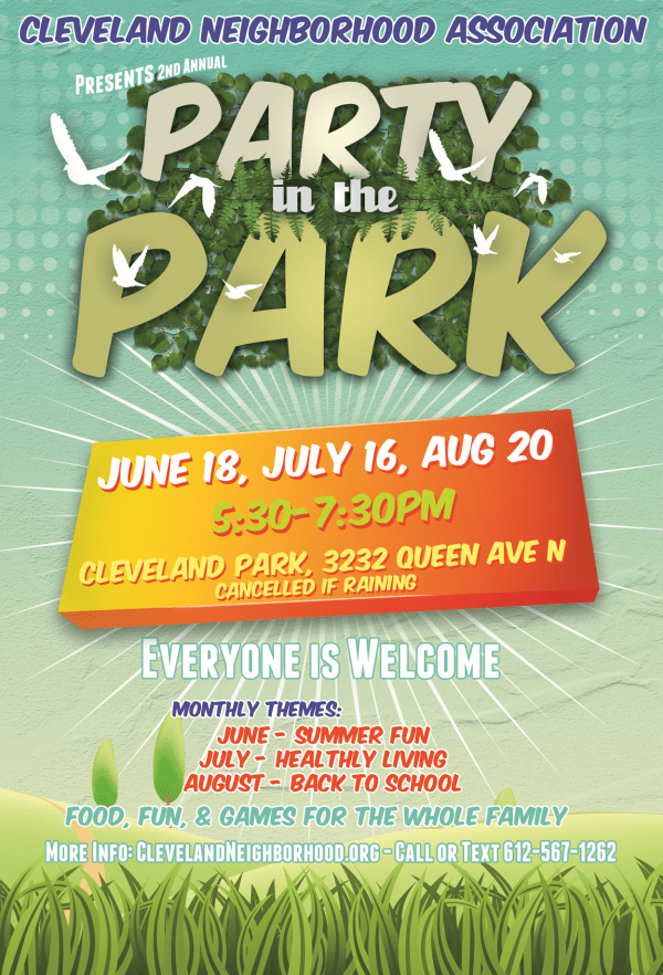 Cleveland Party In The Park_party_flyer_4x6 copy
