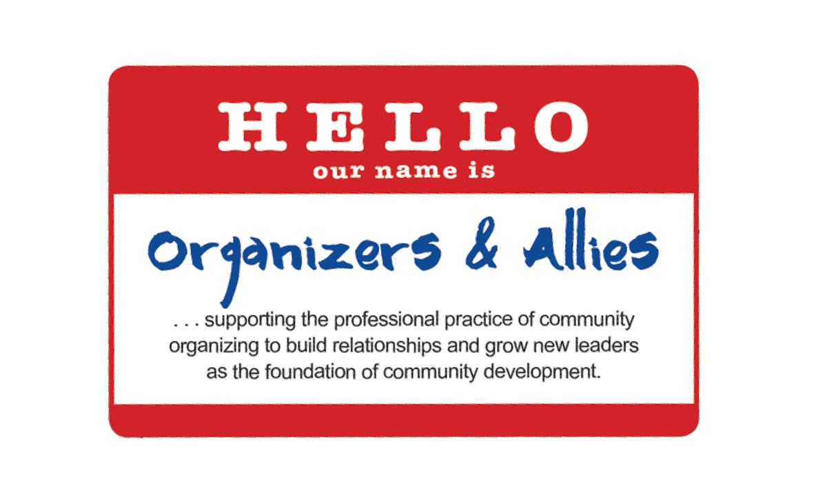 Organizers And Allies Cleveland Neighborhood Progress