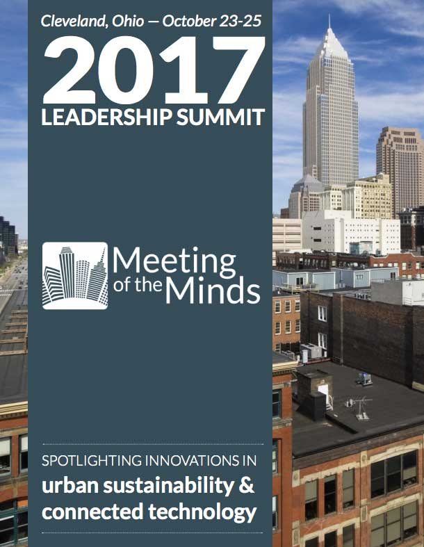 Meeting of the Minds Annual Summit @ Global Center for Health Innovation   | Cleveland | Ohio | United States