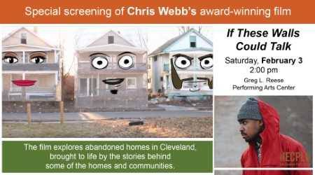 """""""If These Walls Could Talk"""" Film Screening @ East Cleveland Public Library   East Cleveland   Ohio   United States"""