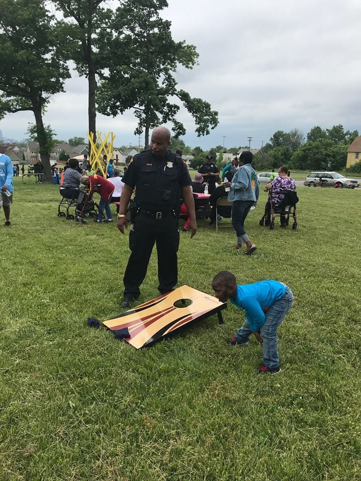 Block Party at Wade Oval June 2018