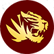 an icon of the tiger's Official Brand
