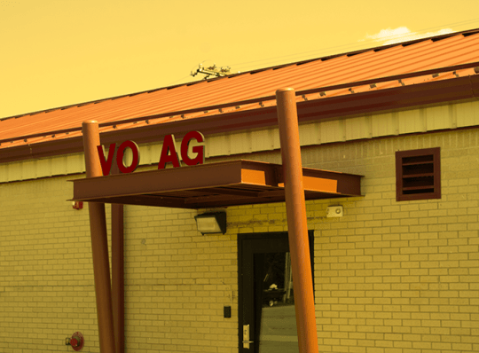 Vocational Agriculture Building