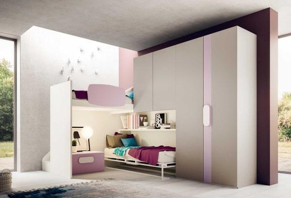 Idee e consigli di stile per decorare e arredare camere da letto moderne o classiche. News 15 Idee Per La Camera Da Letto Di Una Ragazza Clever