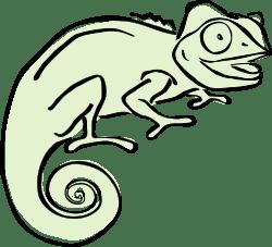 Clever Chameleon logo