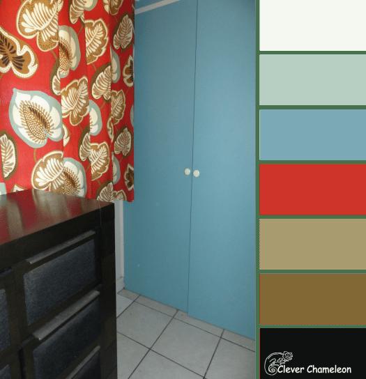 Vanuatu Décor color scheme by Clever Chameleon