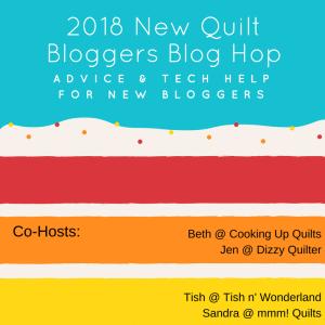 New Bloggers Blog Hop button