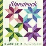 Starstruck theme by Island Batik