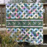 Victoria and Albert quilt by Clever Chameleon