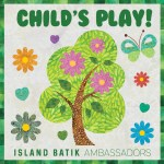 Child's Play icon with Island Batik
