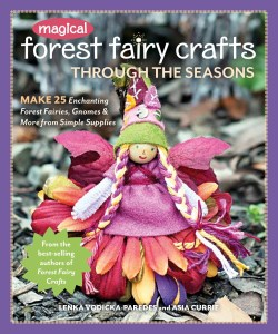 Forest Fairy Crafts book, affiliate link