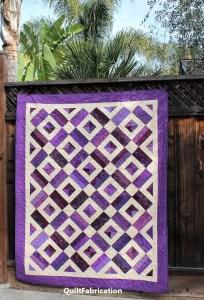 Susan's Brick Yard Quilt