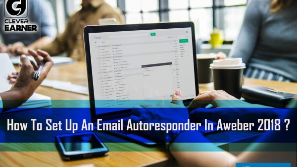 How to Set Up an Email Autoresponder in Aweber 2018