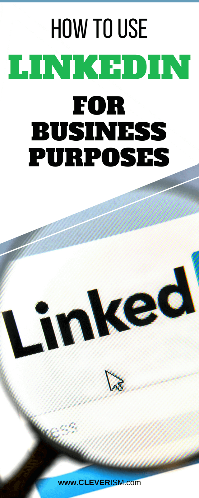 How to use linkedin for business purposes save falaconquin