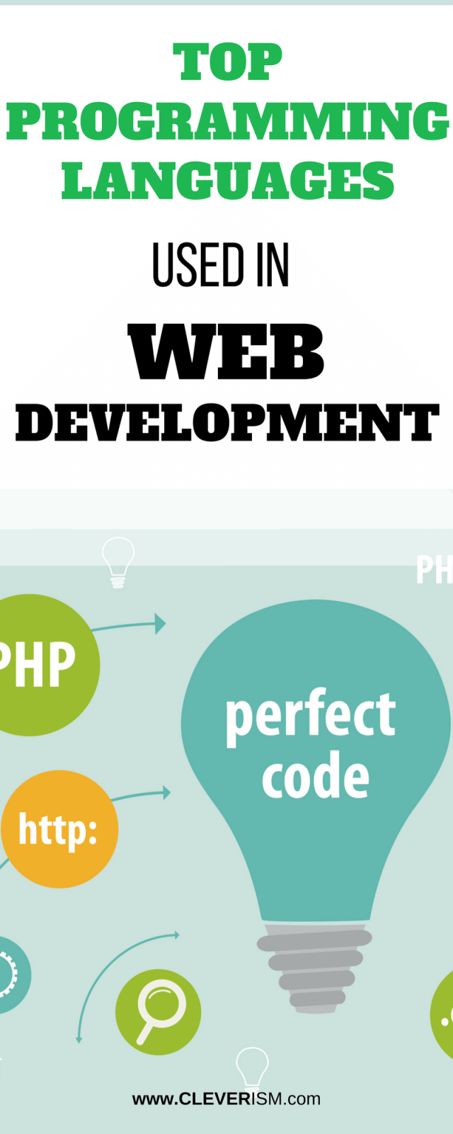 Top Programming Languages used in Web Development on